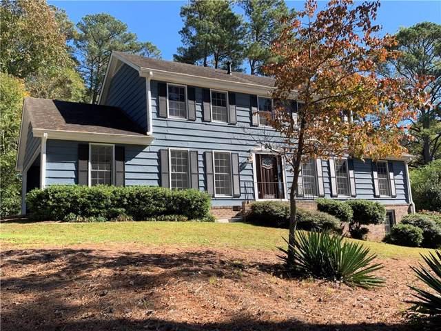 5170 SW East Shore Drive, Conyers, GA 30094 (MLS #6642857) :: North Atlanta Home Team