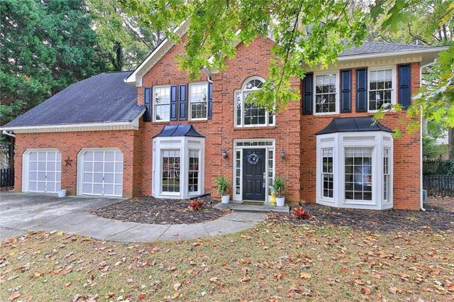 6103 Fairlong Run NW, Acworth, GA 30101 (MLS #6643012) :: Iconic Living Real Estate Professionals