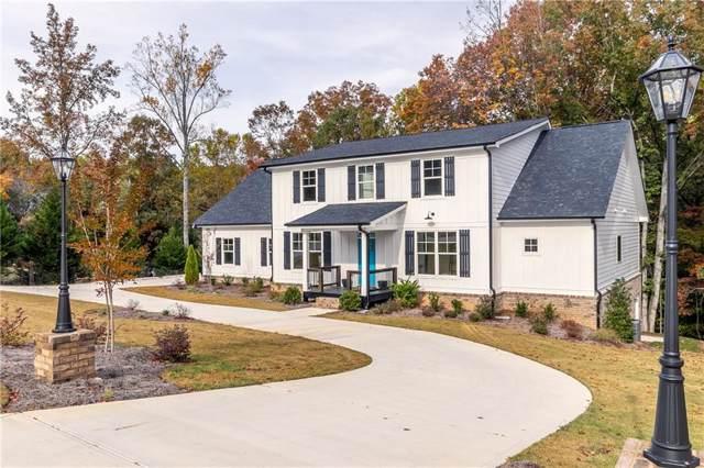 1881 Holman Road, Hoschton, GA 30548 (MLS #6643013) :: North Atlanta Home Team