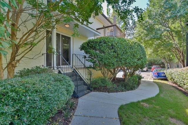 48 Peachtree Avenue NE #427, Atlanta, GA 30305 (MLS #6645051) :: North Atlanta Home Team