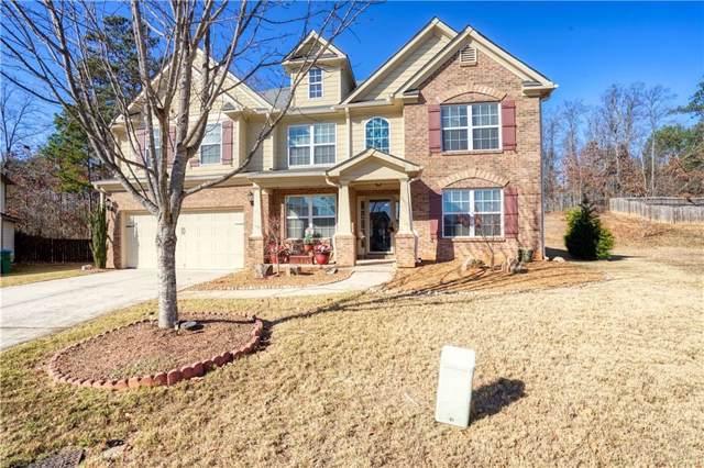2210 Park Estates Drive, Snellville, GA 30078 (MLS #6645069) :: North Atlanta Home Team