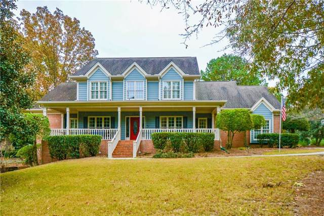 1550 Winding Creek Circle, Snellville, GA 30078 (MLS #6645885) :: North Atlanta Home Team