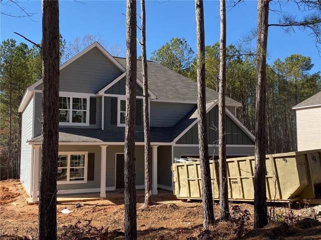 60 Autumn Drive, Bremen, GA 30110 (MLS #6646143) :: North Atlanta Home Team