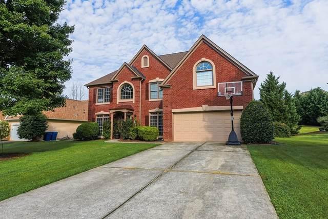 5533 Laurel Ridge Drive, Alpharetta, GA 30005 (MLS #6647477) :: North Atlanta Home Team