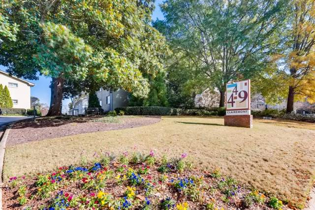 449 Clairemont Avenue E-3, Decatur, GA 30030 (MLS #6647929) :: North Atlanta Home Team