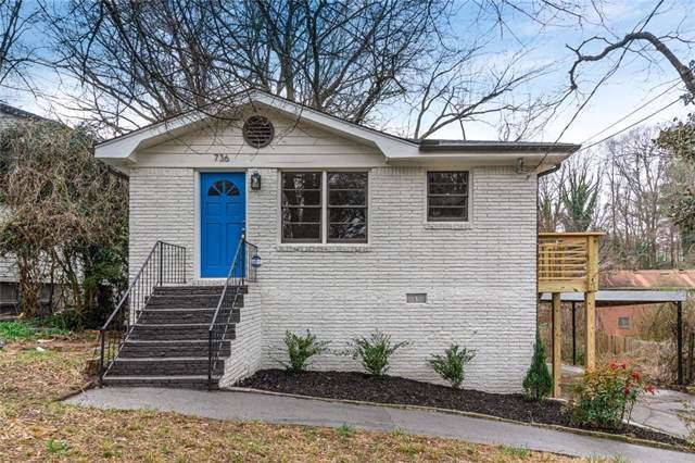 736 Center Hill Avenue NW, Atlanta, GA 30318 (MLS #6647966) :: RE/MAX Paramount Properties