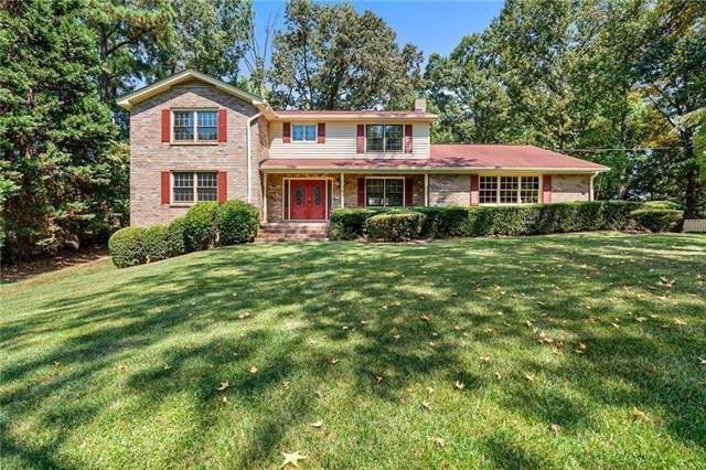 4490 Lambert Drive NW, Kennesaw, GA 30144 (MLS #6648090) :: The Butler/Swayne Team