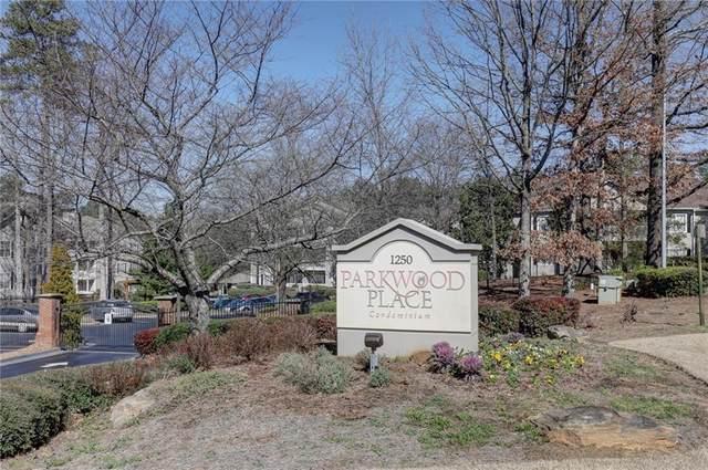 1250 Parkwood Circle SE #1002, Atlanta, GA 30339 (MLS #6648290) :: RE/MAX Prestige