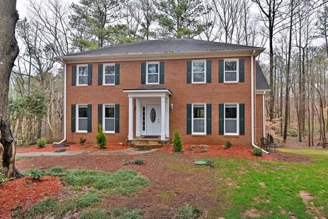 4650 Jefferson Township Lane, Marietta, GA 30066 (MLS #6648906) :: North Atlanta Home Team