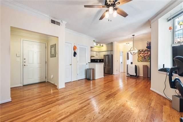 800 Peachtree Street NE #206, Atlanta, GA 30308 (MLS #6651911) :: Rich Spaulding