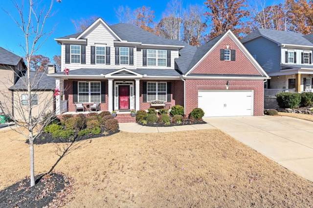 803 Turnstone Drive, Woodstock, GA 30188 (MLS #6652250) :: North Atlanta Home Team