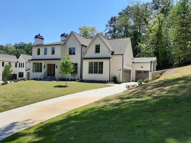 427 Pinecrest Road NE, Atlanta, GA 30342 (MLS #6655124) :: Thomas Ramon Realty