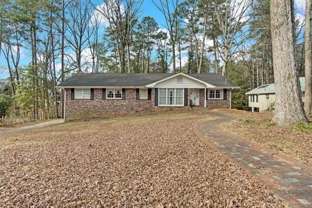 2870 Mabry Lane, Brookhaven, GA 30319 (MLS #6656335) :: North Atlanta Home Team
