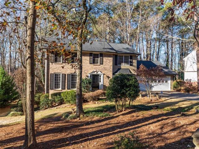 3814 Hunting Ridge Drive SW, Lilburn, GA 30047 (MLS #6658113) :: North Atlanta Home Team