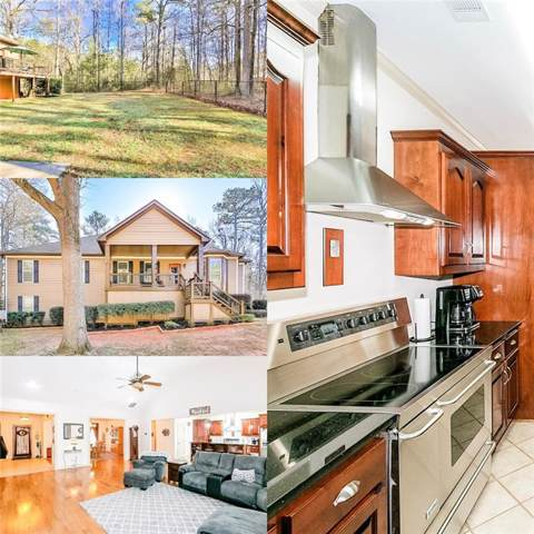 1728 Turnberry Drive, Griffin, GA 30223 (MLS #6659121) :: Community & Council