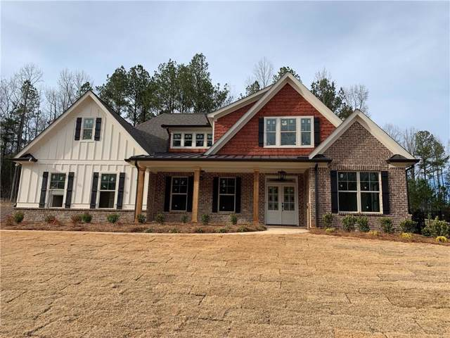829 Walnut River Trail, Hoschton, GA 30548 (MLS #6659716) :: MyKB Partners, A Real Estate Knowledge Base