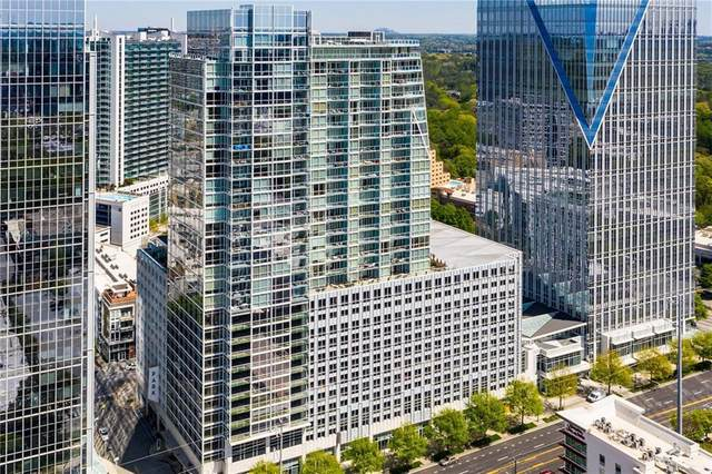 3325 Piedmont Road NE #1506, Atlanta, GA 30305 (MLS #6661211) :: The Heyl Group at Keller Williams