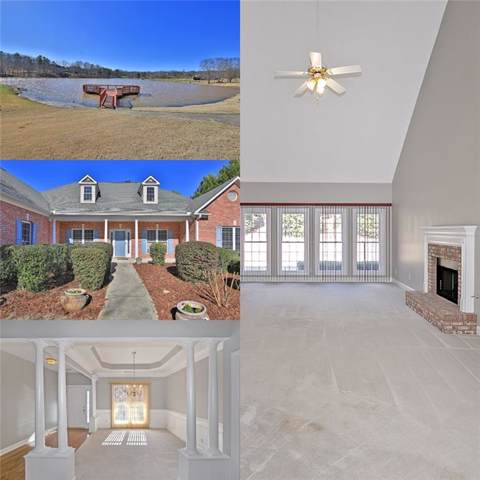 919 Cruce Lake Drive, Hoschton, GA 30548 (MLS #6661300) :: North Atlanta Home Team