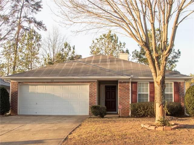 105 Lakeview Trail, Covington, GA 30016 (MLS #6665727) :: Charlie Ballard Real Estate