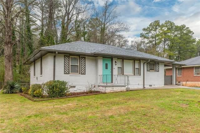 2155 Wildrose Drive, Decatur, GA 30032 (MLS #6667068) :: The Butler/Swayne Team