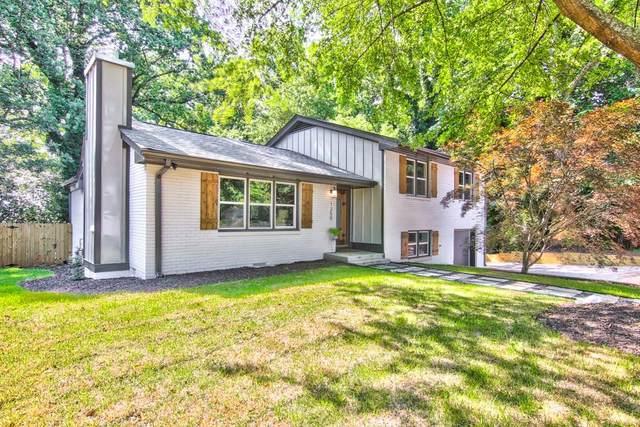 1259 Briarcliff Road, Atlanta, GA 30306 (MLS #6668348) :: North Atlanta Home Team