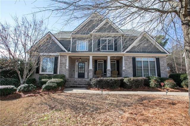 510 Crested Hawk Ridge, Canton, GA 30114 (MLS #6668488) :: Maria Sims Group