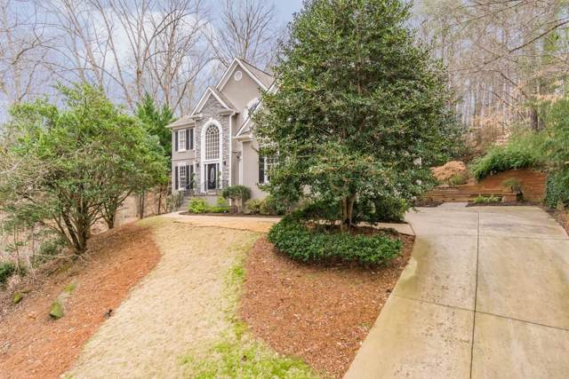 915 N Abbeywood Place, Roswell, GA 30075 (MLS #6670545) :: The North Georgia Group