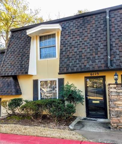 6115 Park Avenue, Sandy Springs, GA 30342 (MLS #6673782) :: The Zac Team @ RE/MAX Metro Atlanta