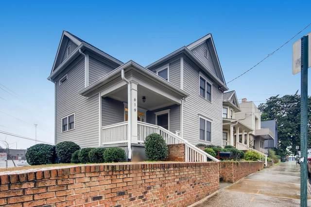 619 Auburn Avenue NE, Atlanta, GA 30312 (MLS #6674371) :: Oliver & Associates Realty