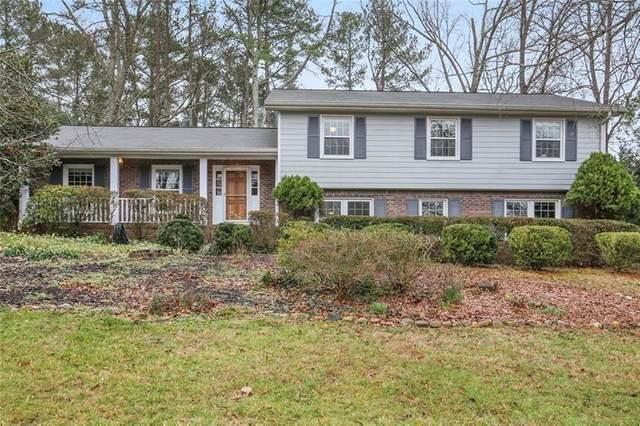 4842 Mcpherson Drive NE, Roswell, GA 30075 (MLS #6674663) :: North Atlanta Home Team