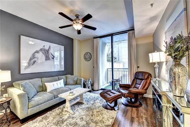 3040 Peachtree Road NW #202, Atlanta, GA 30305 (MLS #6675137) :: Good Living Real Estate
