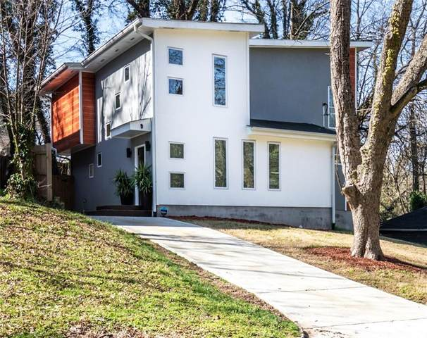 1263 Graymont Drive SW, Atlanta, GA 30310 (MLS #6675220) :: North Atlanta Home Team