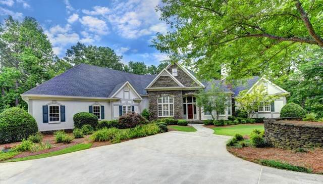 4410 Old Wesleyan Woods, Alpharetta, GA 30022 (MLS #6676101) :: North Atlanta Home Team