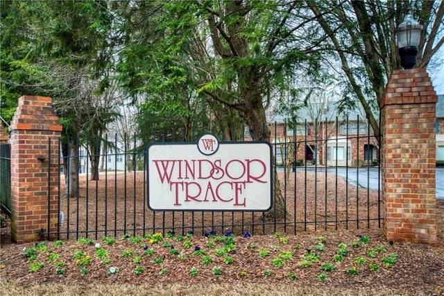 6420 Windsor Trace Drive, Peachtree Corners, GA 30092 (MLS #6676702) :: Rich Spaulding