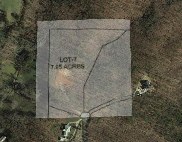 7 Twin Fawns Trail, Dahlonega, GA 30533 (MLS #6676742) :: The Heyl Group at Keller Williams