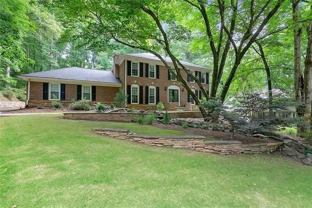 2735 Chimney Springs Drive, Marietta, GA 30062 (MLS #6676875) :: North Atlanta Home Team