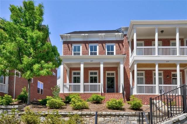 657 Brennan Drive, Decatur, GA 30033 (MLS #6676900) :: RE/MAX Paramount Properties