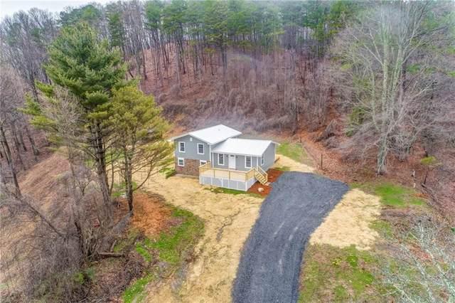 2245 Highway 136 E, Jasper, GA 30143 (MLS #6678535) :: Path & Post Real Estate