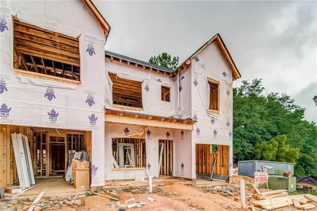 5 Towne Villas Drive #1, Jasper, GA 30143 (MLS #6679506) :: BHGRE Metro Brokers
