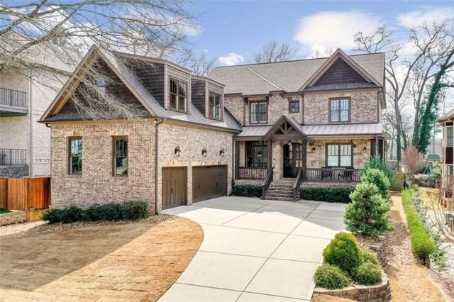 1111 Wimberly Road NE, Atlanta, GA 30319 (MLS #6679829) :: MyKB Partners, A Real Estate Knowledge Base