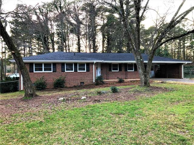 1207 Hickory Drive SW, Lilburn, GA 30047 (MLS #6680534) :: North Atlanta Home Team