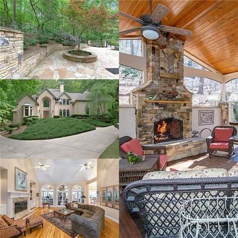 5088 Old Mountain Trail, Powder Springs, GA 30127 (MLS #6680775) :: North Atlanta Home Team