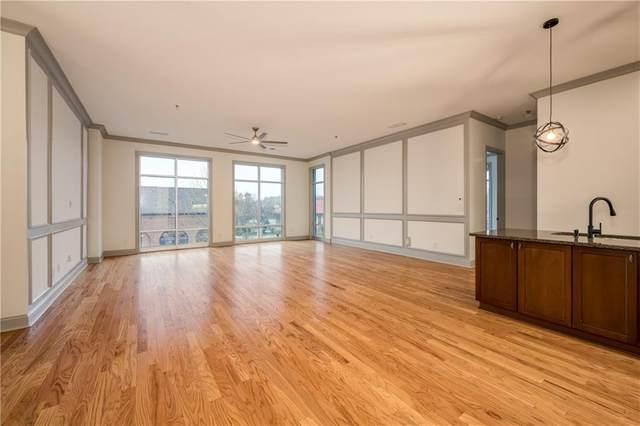 360 Chambers Street #101, Woodstock, GA 30188 (MLS #6680880) :: Path & Post Real Estate