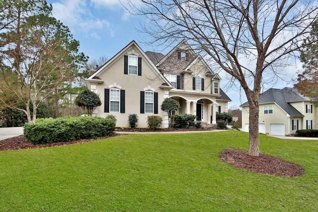 31 Edgewood Vista, Newnan, GA 30265 (MLS #6681710) :: RE/MAX Prestige