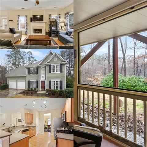 4043 Willowmere Trace NW, Kennesaw, GA 30144 (MLS #6682416) :: North Atlanta Home Team