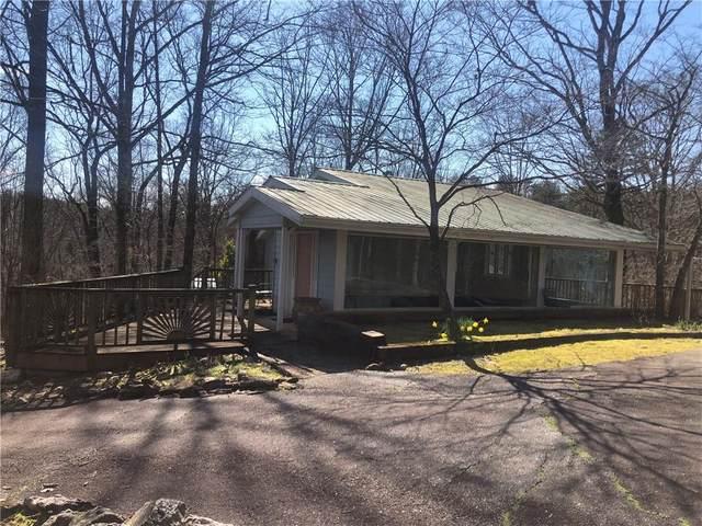287 Crest View Drive, Dahlonega, GA 30533 (MLS #6683037) :: The Heyl Group at Keller Williams