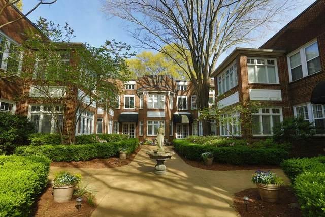737 Barnett Street A3, Atlanta, GA 30306 (MLS #6683686) :: Rich Spaulding