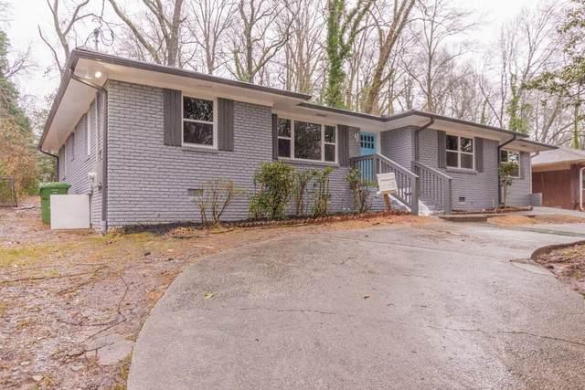1360 Pollard Drive SW, Atlanta, GA 30311 (MLS #6684321) :: North Atlanta Home Team