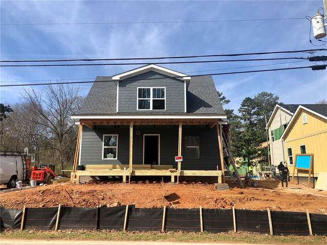 531 Old Canton Road, Ball Ground, GA 30107 (MLS #6685695) :: Path & Post Real Estate