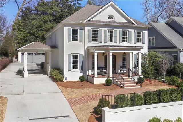 811 Woodley Drive NW, Atlanta, GA 30318 (MLS #6685925) :: North Atlanta Home Team